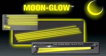 MOON-GLOW Pulling Rods